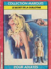 Marquis (Collection) -3- Le secret de la guillotine