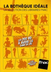 (DOC) Conseils de lecture -32020- La BDthèque idéale - La Sélection des libraires Fnac