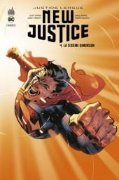 Justice League : New Justice -4- La sixième dimension