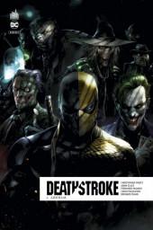 Deathstroke Rebirth -6- Arkham