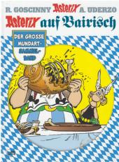 Astérix (en langues étrangères) -Bavarois- Asterix auf Bairisch - Der Grosse Mundart - Sammel-Band