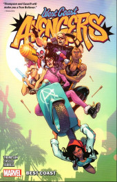 West Coast Avengers (2018) -INT01- Best coast