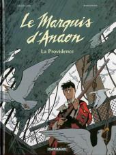 Le marquis d'Anaon -3- La providence