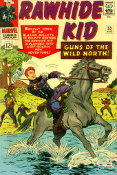 Rawhide Kid Vol.1 (Atlas/Marvel - 1955) -53- Guns of the Wild North!