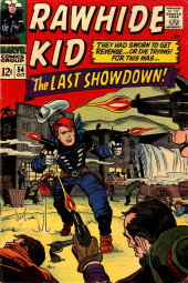 Rawhide Kid Vol.1 (Atlas/Marvel - 1955) -54- The Last Showdown!