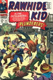 Rawhide Kid Vol.1 (Atlas/Marvel - 1955) -55- The Plunderers!