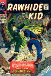 Rawhide Kid Vol.1 (Atlas/Marvel - 1955) -57- When The Scorpion Strikes!