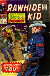 Rawhide Kid Vol.1 (Atlas/Marvel - 1955) -59- A Man Called Drako!