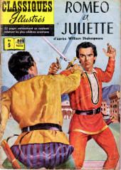 Classiques illustrés (1re Série) -5- Roméo et Juliette