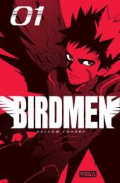 Birdmen -1- Tome 1