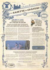 Le château des Animaux -4- La Gazette du Château n°4