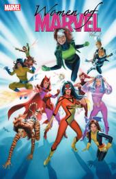 Women of Marvel (2006) -INT02- Women of Marvel, Vol. 2