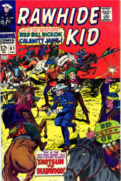 Rawhide Kid Vol.1 (Atlas/Marvel - 1955) -61- Shotgun to Deadwood!