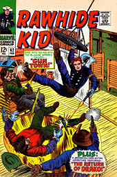 Rawhide Kid Vol.1 (Atlas/Marvel - 1955) -62- Gun Town!