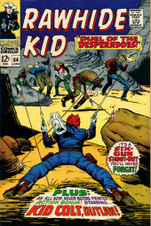 Rawhide Kid Vol.1 (Atlas/Marvel - 1955) -64- Duel of the Desperadoes!