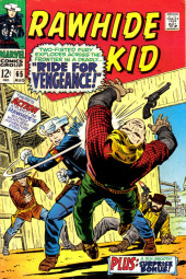Rawhide Kid Vol.1 (Atlas/Marvel - 1955) -65- Ride for Vengeance!