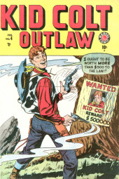 Kid Colt Outlaw (Marvel - 1948) -4- Issue # 4