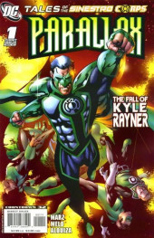 Green Lantern: Tales of the Sinestro Corps (2007) -3- Parallax