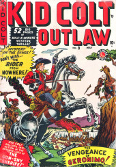 Kid Colt Outlaw (Marvel - 1948) -9- Issue # 9