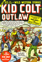 Kid Colt Outlaw (Marvel - 1948) -10- Issue # 10