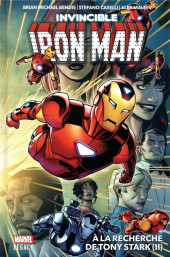 Invincible Iron Man (Marvel Legacy) -2- A la recherche de Tony Stark (2)