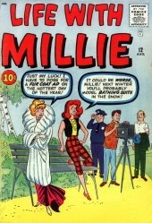 Life with Millie (Marvel - 1960)