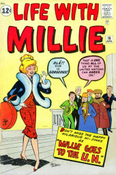Life with Millie (Marvel - 1960) -16- Millie Goes to the U.N.