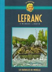 Lefranc - La Collection (Hachette) -IX- Les batailles de moselle