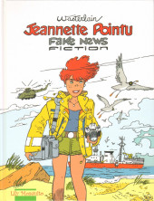 Jeannette Pointu -21- Fake news fiction
