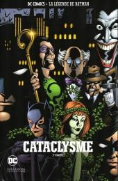 DC Comics - La légende de Batman -6333- Cataclysme - 3e partie