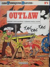 Les tuniques Bleues -4b1986- Outlaw
