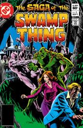 Swamp Thing Vol.2 (DC comics - 1982) -5- (sans titre)