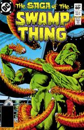 Swamp Thing Vol.2 (DC comics - 1982) -6- (sans titre)
