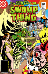 Swamp Thing Vol.2 (DC comics - 1982) -7- (sans titre)