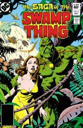 Swamp Thing Vol.2 (DC comics - 1982) -8- (sans titre)