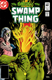 Swamp Thing Vol.2 (DC comics - 1982) -9- (sans titre)