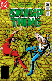 Swamp Thing Vol.2 (DC comics - 1982) -10- (sans titre)