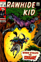 Rawhide Kid Vol.1 (Atlas/Marvel - 1955) -68- When Stalks the Cougar!