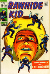Rawhide Kid Vol.1 (Atlas/Marvel - 1955) -69- And Now...the Executioner!