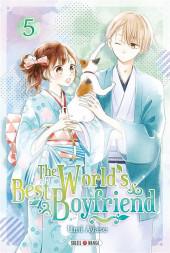 World's Best Boyfriend (The) -5- Tome 5