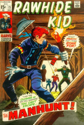 Rawhide Kid Vol.1 (Atlas/Marvel - 1955) -73- The Manhunt!