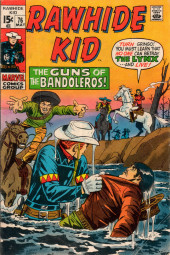 Rawhide Kid Vol.1 (Atlas/Marvel - 1955) -76- The Guns of the Bandoleros!