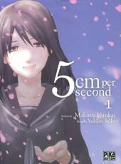 5 cm per second -1- Tome 1