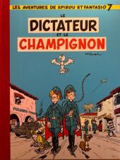Spirou et Fantasio -7TT- Le dictateur et le champignon