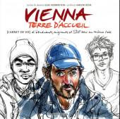 (AUT) Herberstein - Vienna, terre d'accueil - [Carnet de vie] d'étudiants, migrants, et SDF sous un même toit