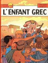 Alix -15b1987- L'enfant grec