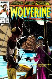 Marvel Comics Presents Vol.1 (Marvel Comics - 1988) -40- In A Hong-Kong Horror!