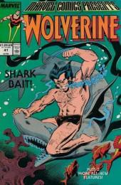 Marvel Comics Presents Vol.1 (Marvel Comics - 1988) -41- Shark Bait!