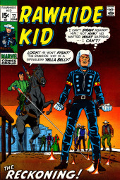 Rawhide Kid Vol.1 (Atlas/Marvel - 1955) -77- The Reckoning!