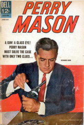 Perry Mason Mystery Magazine (Dell - 1964) -1- (sans titre)